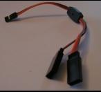 Y kabel 15cm JR