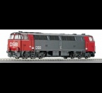 62716 Roco Diesel locomotive MZ 1401 of the DSB