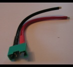Konektor MPX wtyk z kablem