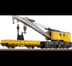 46331 Roco BREAKDOWN CRANE WITH JIB WAGON