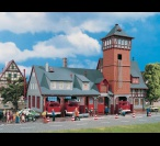 H0 3767 FIRE STATION