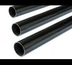 Rurki węglowe - długość 1000mm