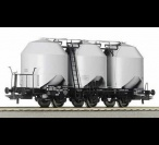 47315 Roco Three axle coal powder silo car