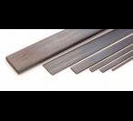Płaskowniki węglowe - długość 1000mm