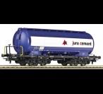 47558 Roco Cement silo wagon w/ JURA CEMENT lettering