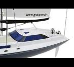2057 Graupner True Blue 1mtr Yacht